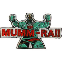 Thundercats MummRa Pin Badge