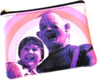 NEW GOONIES SLOTH LOVES CHUNK SMALL COIN PURSE RETRO LADIES ZIP WALLET FILM TV