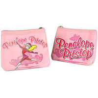 Wacky Races Penelope Pitstop Zipped Coin Purse