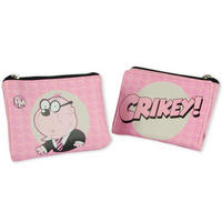 Penfold Zipped Coin Purse