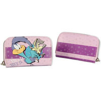 Road Runner & Wile E Coyote Zipped Purse