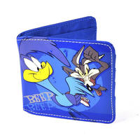 Road Runner & Wile E Coyote Wallet