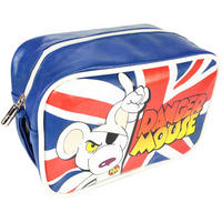 Dangermouse Union Jack Wash Bag