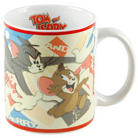 Tom & Jerry Mug