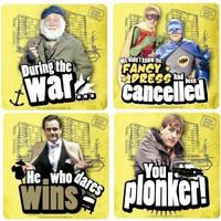 View Item Only Fools And Horses Coaster Set (4 Coasters)