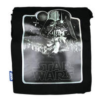 View Item Star Wars A New Hope Folder Bag (black & grey)