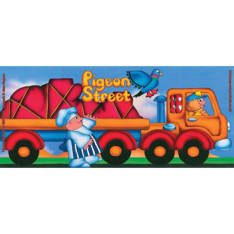 Clara the long distance lorry