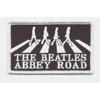 View Item The Beatle Abbey Road Embroidered Iron-On Patch