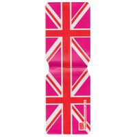 Union Jack (Pink) Travel/Oyster Card Holder