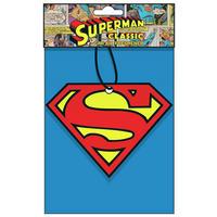 View Item Superman Logo Car Air Freshener