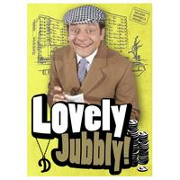 Only Fools & Horses Lovely Jubbly Fridge Magnet