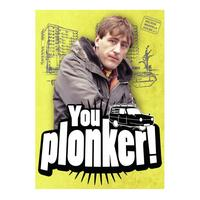 Only Fools & Horses You Plonker Fridge Magnet