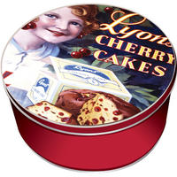 View Item Lyons Cherry Cakes Biscuit/Cake Tin