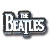 The Beatles Drop T Pin Badge