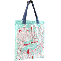 Hanna Barbera Collage Shopper Bag