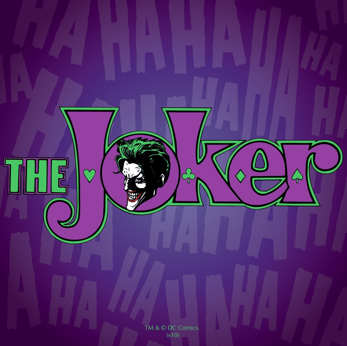 The Joker Single Coaster