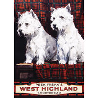 View Item Peek Frean's West Highland Shortbread Steel Sign (small)
