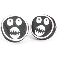 Mighty Boosh Mask Zipped Coin Purse