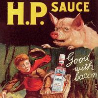 View Item HP Sauce Good With Bacon Single Coaster