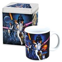 View Item Star Wars A New Hope Mug In A Tin Gift Set