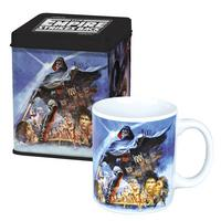 View Item Star Wars The Empire Strikes Back Mug In A Tin Gift Set