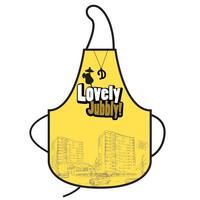 Only Fools And Horses Lovely Jubbly Cotton Apron