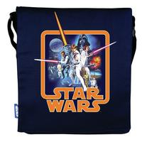 View Item Star Wars A New Hope Folder Bag (colour)
