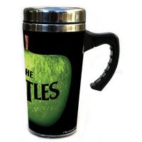 The Beatles Apple Logo Thermal Travel Mug Thumbnail 1