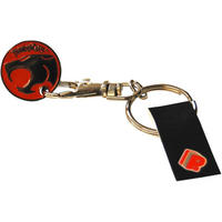 View Item Thundercats Logo Shopping Trolley Token/Coin Keyring