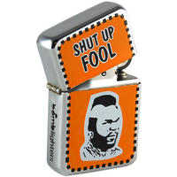 Bomb Lighter Inspired By Mr T from the A Team