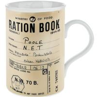 "View Item ""Ration Book"" Traditional Mug"