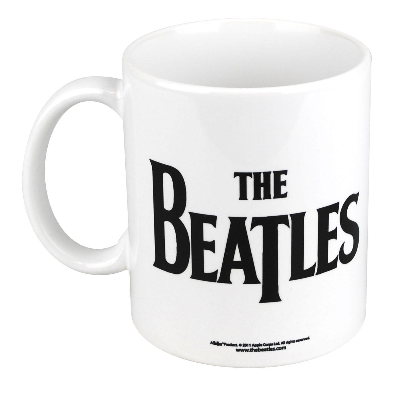 NEW THE BEATLES CLASSIC PHOTO MUG RETRO CERAMIC CUP COFFEE TEA LENNON MCCARTNEY