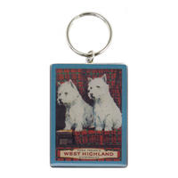 Peak Frean's West Highland Shortbread Metal Keyring