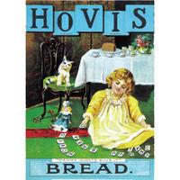 "Hovis ""Mamma Always Buys It"" Postcard"