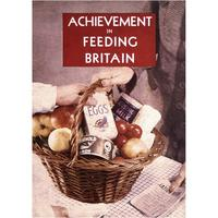 Achievement In Feeding Britain Postcard