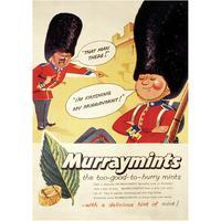 Murray Mints Postcard