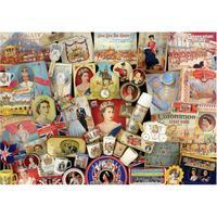 Queen Elizabeth II Coronation Postcard