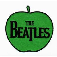 View Item The Beatles Apple Logo Iron-On Patch