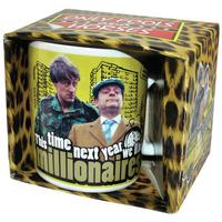 "View Item Only Fools And Horses ""This time next year we'll be millionaires"" Mug"