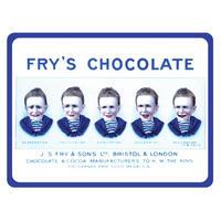 Fry's Chocolate Fridge Magnet