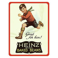 Heinz Boy Fridge Magnet