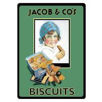 Jacob's Biscuits Fridge Magnet