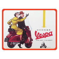 View Item Vespa Fridge Magnet