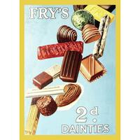 Fry's Dainties Fridge Magnet