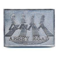 The Beatles Abbey Road Metal Belt Buckle