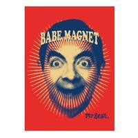 View Item Mr Bean (Babe Magnet) Fridge Magnet