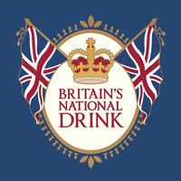 View Item Britain's National Drink Single Coaster