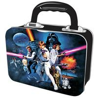 View Item Star Wars (New Hope) Tin Tote/Lunch Box