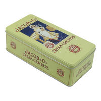 Jacob's Cream Crackers Storage Tin