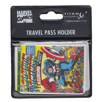 Captain America Classic Covers Travel/Oyster Card Holder Thumbnail 2